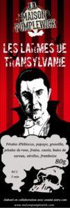 Infusion Dracula, les larmes de Transylvanie